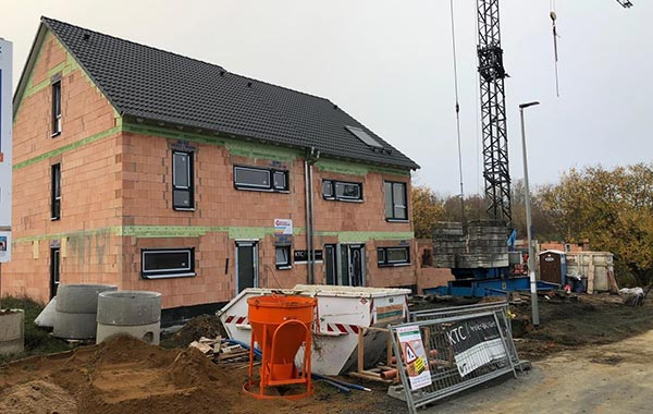 Beselich Neubau Einfamilienhäuser