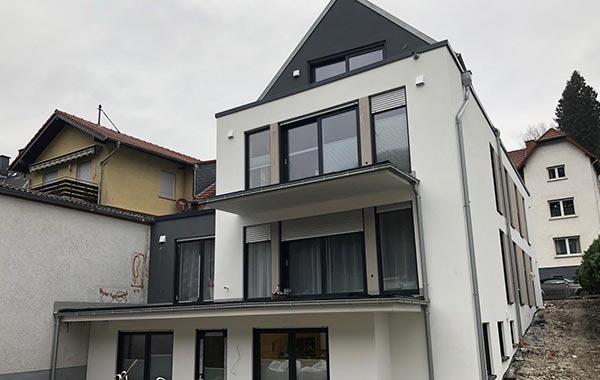 Eppstein Neubau Mehrfamilienwohnhaus