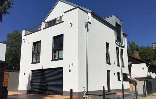 Kronberg Neubau zwei Einfamilienhäuser