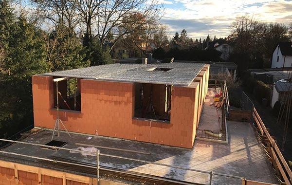 München Neubau Einfamilienhaus
