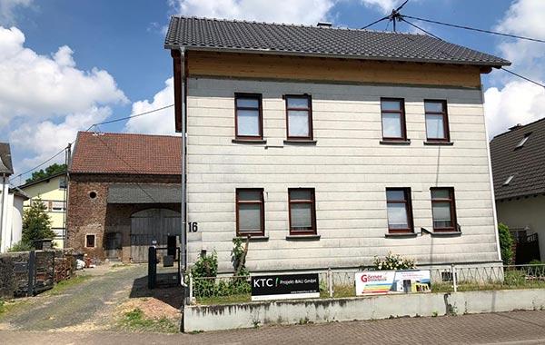 Steinbach-Hadamar Sanierung Hofreite zu 8 Wohneinheiten