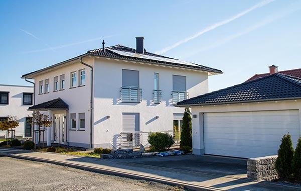 Usingen Neubau Einfamilienhaus mit Einliegerwohnung