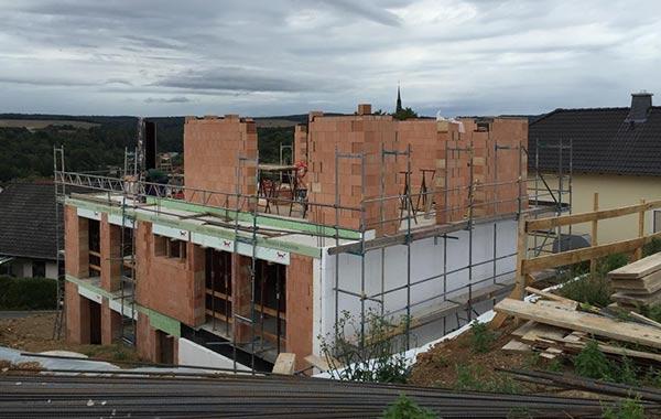 Villmar Neubau Einfamilienhaus